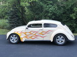 Hot rod chopped custom Beetle