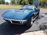 1969 Corvette 427 4-Speed   for sale $29,500