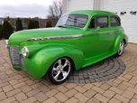 1940 Chevrolet Special Deluxe Streetrod