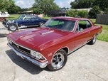 1966 Chevrolet                                          Chevelle  for sale $38,500
