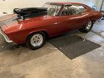 1968 Chevelle backhalfed bbc and glide