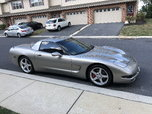 99 corvette hardtop, Rebuilt motor.  for sale $10,500