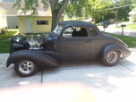 1937 Chevy Pro-Street Coupe   for sale $16,000
