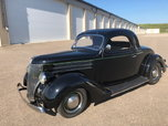 1936 Ford 3 Window  for sale $55,000