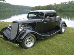 1934 Ford Coupe  for sale $34,000