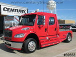 2013 Freightliner® M2 CREW CAB SPORT CHASSIS