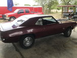 1969 Chevrolet Camaro  for sale $14,000
