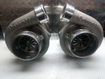 2 Garrett 3582R Symmetrical - Pair Turbochargers  for sale $4,500