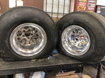 "15""x16"" WELD Alumastar Wheels   for sale $750"