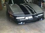 95 Custom Corvette  for sale $9,500