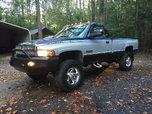 1995 Dodge 2500 Diesel 4wd SLT Laramie  for sale $11,000