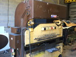 DI-ACRO 35T-14-72 35 TON 6' HYDRA-POWER PRESS BRAKE 230V 3 P