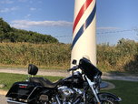 2010 Harley Davison Road King with only 3500 miles  for sale $11,700