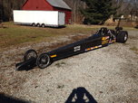 Spitzer slip tube dragster with carbon fiber body  for sale $8,500