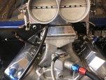 Hilborn complete system tunnel ram pump etc