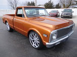 1969 CHEVY C-10 SHORT BED!!! 468 BIG BLOCK!!