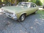 1971 Chevrolet Nova  for sale $2,500