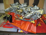 mopar six pack rebuild service  for sale $375