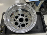 Holshot performance 16 drag racing wheels  for sale $400