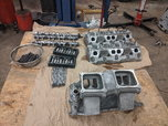 mopar / dodge W5 heads and intake   for sale $4,500