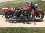 1949 Harley Davidson Panhead  for sale $15,000