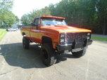 1986 Chevrolet K10  for sale $15,900