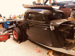 1934 Ford 3Window Project  for sale $30,000