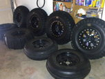 Tires and wheels for Arctic 1000 X  for sale $2,000