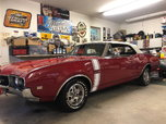 1968 Oldsmobile 442  for sale $37,500