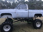 87 box chevy mud truck  for sale $13,500