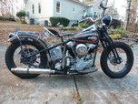 1946 Harley Davidson FL KNUCKLEHEAD  for sale $25,500
