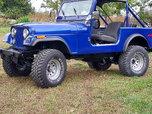 1980 Jeep CJ7  for sale $15,500