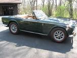 1968 Triumph TR250  for sale $12,200