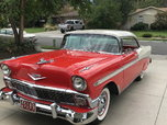1956 Chevrolet Bel Air  for sale $55,500