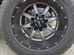 20x12 mo820 moto metal wheels  for sale $700