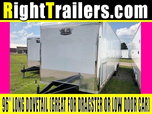 2020 Vintage 34' Race Car Trailer - Sportsman Edition (Drags