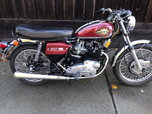 my very tidy 1972 BSA Rocket 3 A75.  for sale $9,000
