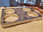 Carb Shear Plate - 2.800, Stretched Dominator by CFM ((NEW))  for sale $175