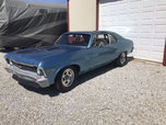 1971 Chevy Nova LS Turbo  for sale $20,900