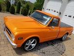 1968 Chevrolet C-10 Protouring New Resto Build!