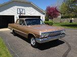 1963 Chevrolet Belair  for sale $19,500