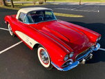 1961 Chevrolet Corvette  for sale $28,900