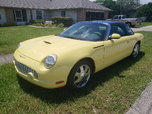 2002 Ford Thunderbird  for sale $15,000