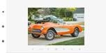 1956 Chevrolet Corvette  for Sale $62,000