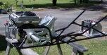 Brand new Jr. Comp dragster back half   for sale $4,000