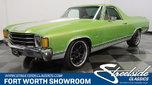 1972 Chevrolet El Camino  for sale $41,995