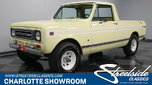 1979 International Scout  for sale $36,995