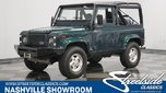 1997 Land Rover Defender  for sale $66,995