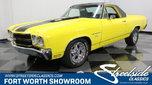 1970 Chevrolet El Camino for Sale $28,995