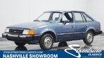 1986 Ford Escort  for sale $7,995